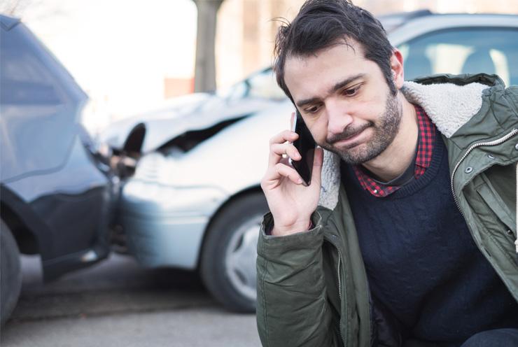 Autounfall IK-Gutachten